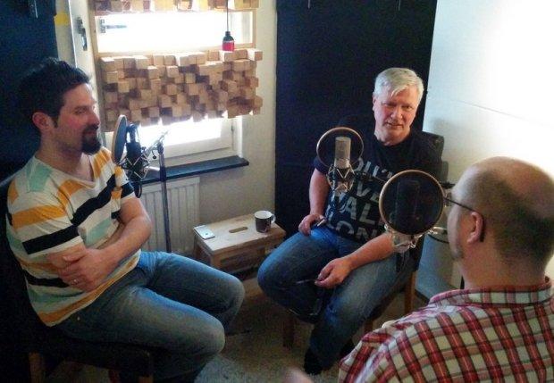 Lars Ohly i Pennypodden